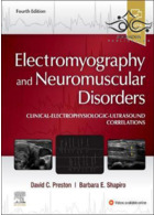 Electromyography and Neuromuscular Disorders: Clinical-Electrophysiologic-Ultrasound Correlations 4th Edition الکترومیوگرافی و اختلالات عصبی عضلانی 2021