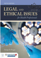 Legal and Ethical Issues for Health Professionals 5th Edition2013 مسائل حقوقی و اخلاقی برای متخصصان بهداشت