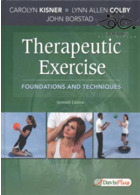 Therapeutic Exercise: Foundations and Techniques 7th Edition2017 ورزش درمانی