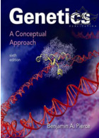 Genetics: A Conceptual Approach, Sixth Edition2017 ژنتیک: رویکردی مفهومی