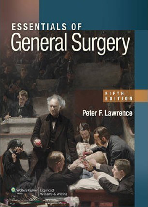 Essentials of General Surgery, 5th Edition2012 ملزومات جراحی عمومی