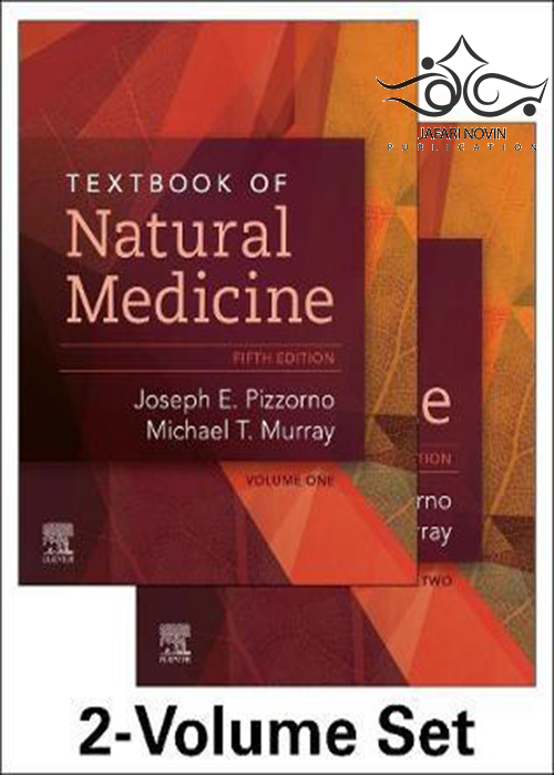 2021 Textbook of Natural Medicine - 2 volume set 5th Edition