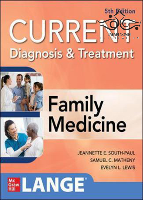 CURRENT Diagnosis & Treatment in Family Medicine, 5th Edition 2020