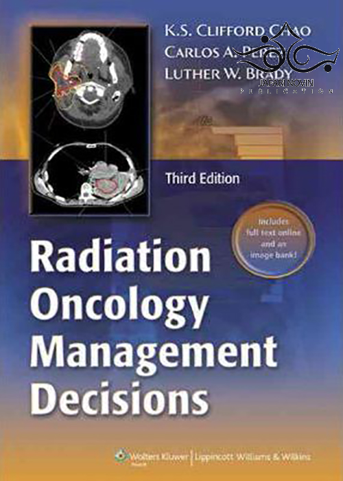 Radiation Oncology: Management Decisions, Third Edition2011 تشعشع تابشی