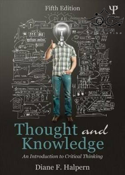 Thought and Knowledge, 5th Edition2013 اندیشه و دانش